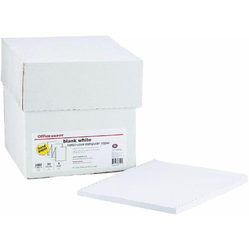 Staples Advantage Blank Computer Paper