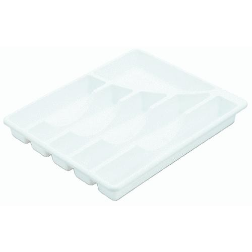 Sterilite Corp. 6 Compartment Cutlery Tray