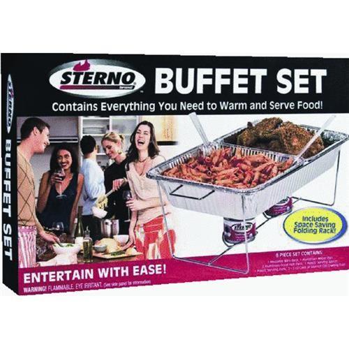 Sterno Sterno Large Buffet Kit
