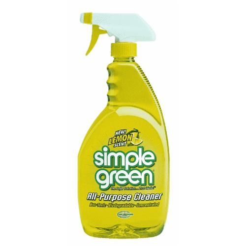 Sunshine Makers Simple Green Lemon Cleaner & Degreaser Concentrate