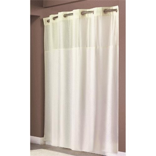 Swing-A-Way Hookless Shower Curtain