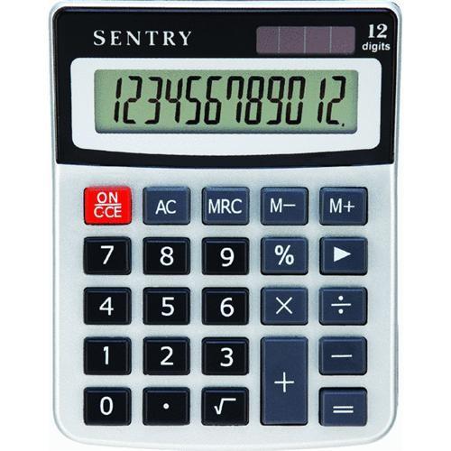 Sentry Industries Mini Desk Calculator