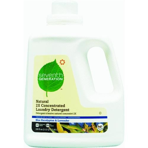 Seventh Generation Seventh Generation Natural 2X Concentrated Laundry Detergent