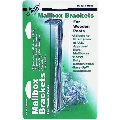Solar Group Metal Mailbox Bracket