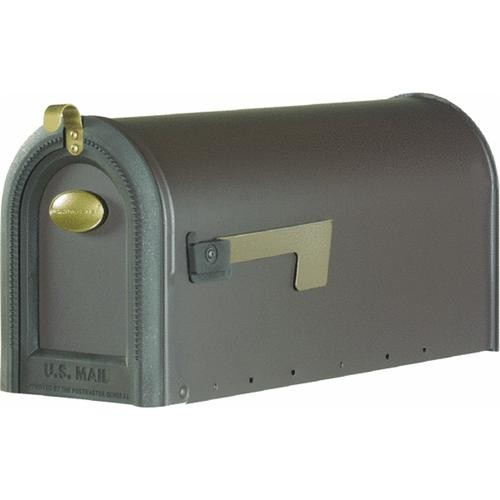 Solar Group Venetian Bronze T2 Mailbox