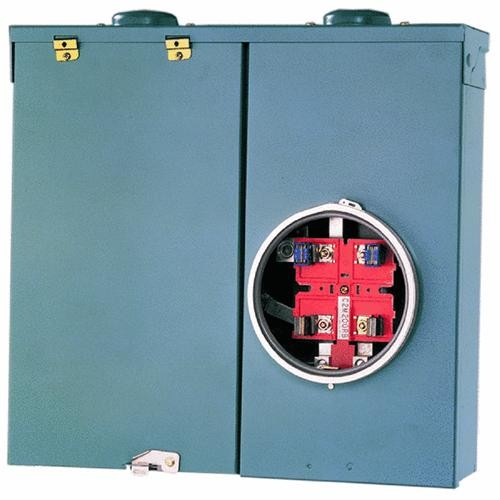 Square D Co. Square D QO CSED Meter Breaker Panel