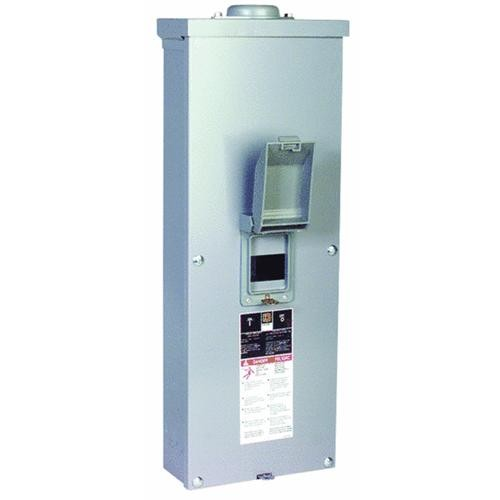 Square D Co. Square D QO Outdoor Enclosed Main Breaker