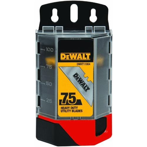 Stanley DeWalt Heavy-Duty Utility Knife Blade
