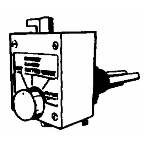 Reliance/State Ind. Gas Control Valve And Thermostat