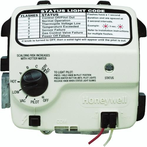 Reliance/State Ind. Gas Control Water Heater Thermostat