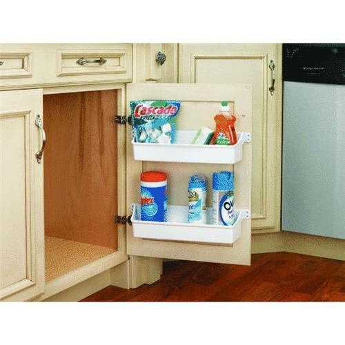 Rev a Shelf Rev-A-Shelf Door Storage Cabinet Organizer Tray Set