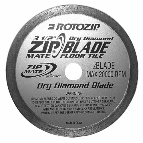 Rotozip Tool Co. Cut-Off Blades