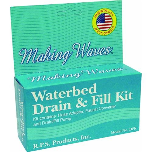 RPS Products, Inc. Waterbed Drain And Fill Kit