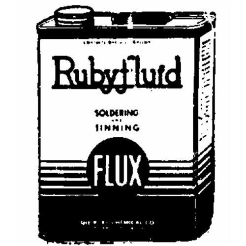 Ruby Chemical Liquid Rubyfluid