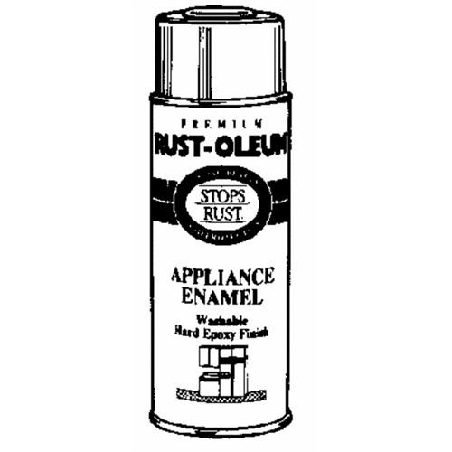 Rust Oleum Appliance and Metal Epoxy Aerosol