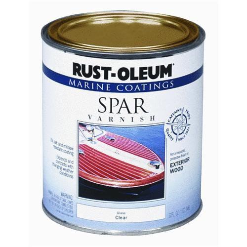 Rust Oleum Marine Spar Varnish