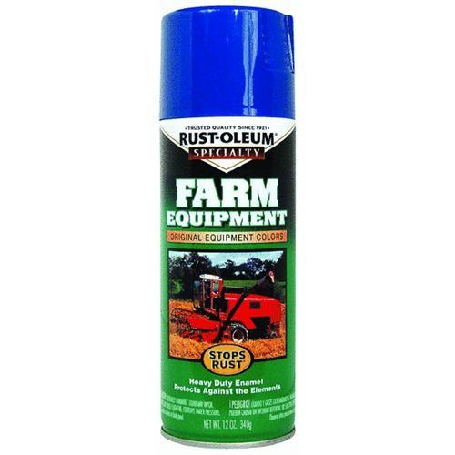 Rust Oleum Farm Equipment Spray Paint