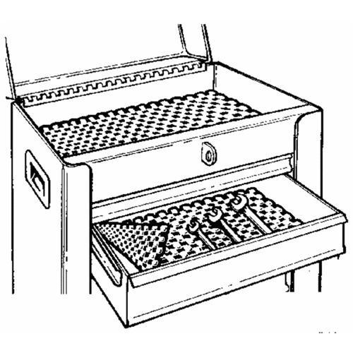 American Non-Slip ToolBox Drawer Liner
