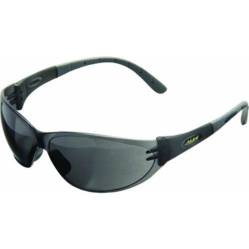 SAFETY WORKS INCOM Tinted Contoured Safety Glasses