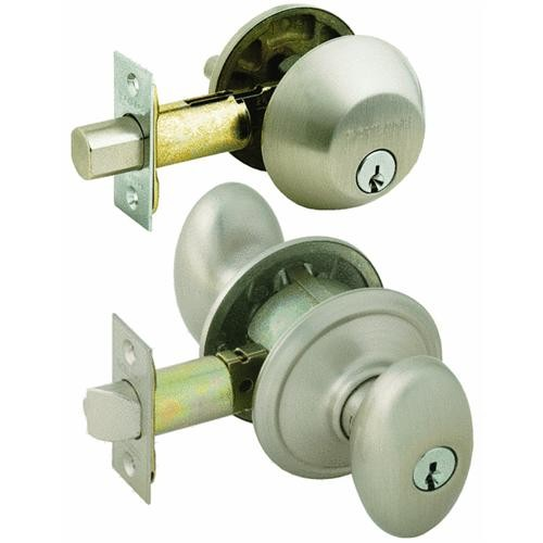 Schlage Lock Siena Entry Combo Pack
