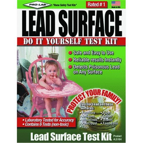 Pro Lab Inc. Lead Surface Test Kit