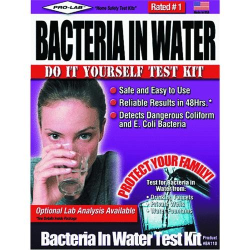 Pro Lab Inc. Bacteria In Water Test Kit
