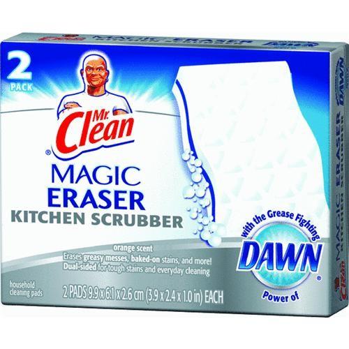 Procter & Gamble Mr. Clean Magic Eraser Kitchen Cleansing Pad