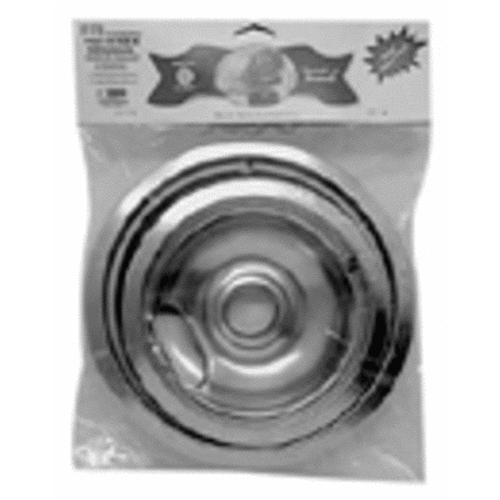 Range Kleen Universal Chrome Reflector Drip Pan Bowl
