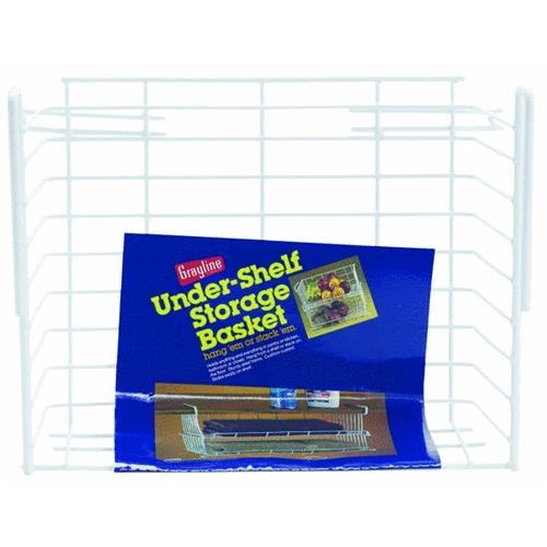 Panacea Products Undershelf Storage Basket