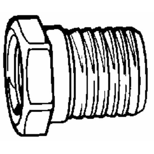 Plews/Lubrimatic Female Bushing