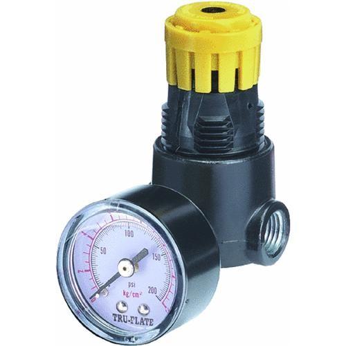 Plews/Lubrimatic Tru-Flate Mini Pressure Regulator