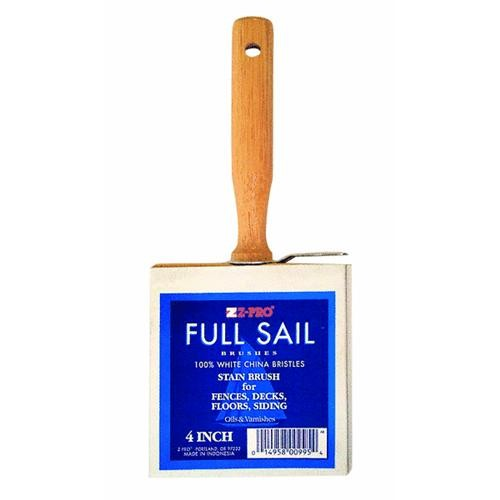 Premier Paint Roller LLC Premier Full Sail White China Bristle Paint Brush