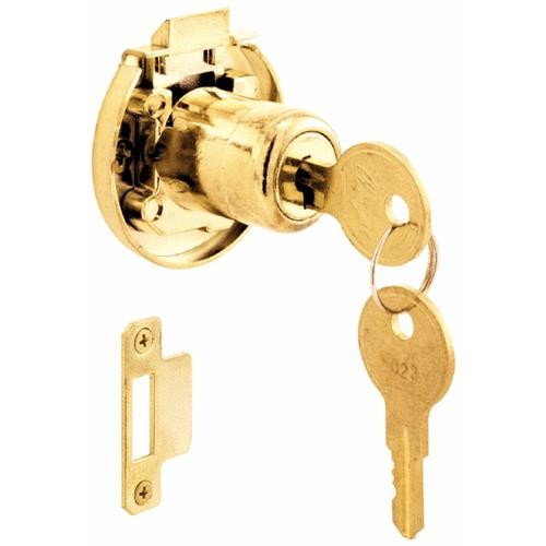 Prime Line Prod. Self-Locking Cabinet Lock