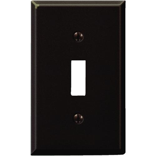 AmerTac Westek Amerelle Stamped Steel Switch Wall Plate