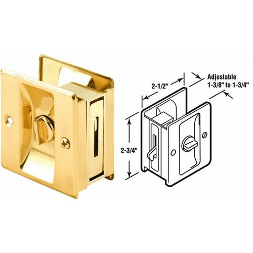 Prime Line Prod. Pocket Door Lock and Pull