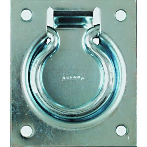National Mfg. Flush Ring Pull