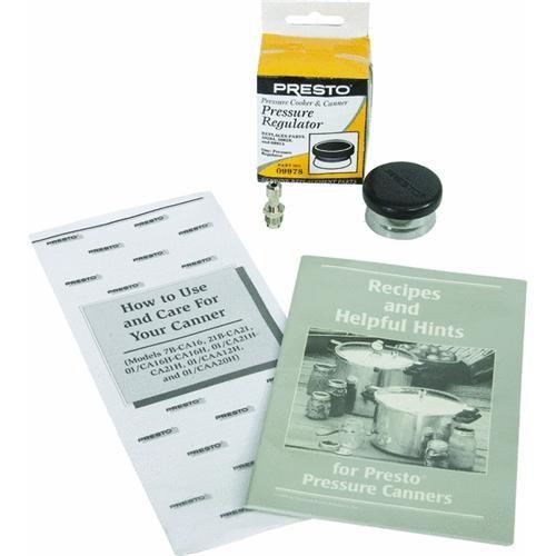 National Presto Presto Pressure Regulator Kit