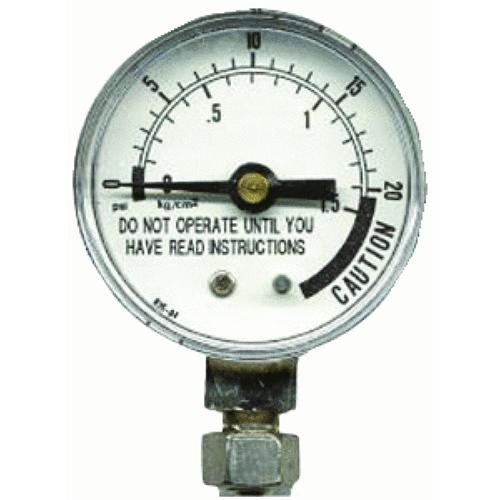 National Presto Presto Pressure Gauge With Nut