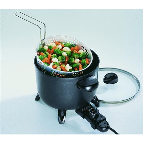 National Presto Presto Kitchen Kettle Multi-Cooker