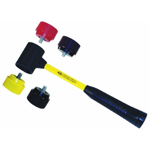 Nupla Nonmarring Hammer With Interchangeable Tips