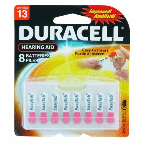 P & G/ Duracell Hearing Aid Battery