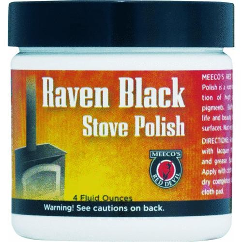 Meeco Mfg. Co. Inc. MEECO Black Stove Polish