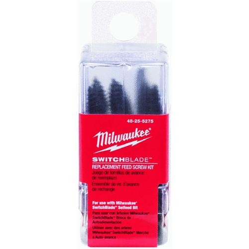 Milwaukee Accessory Milwaukee SwitchBlade Replacement Self-Feed Tips
