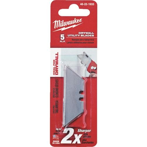 Milwaukee Elec.Tool Drywall Utility Knife Blade