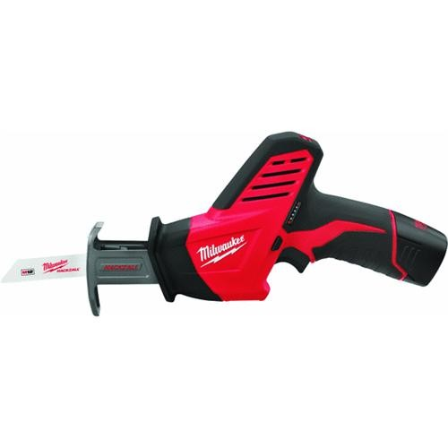 Milwaukee Elec.Tool Milwaukee M12 HACKZALL Cordless Reciprocating Saw Kit