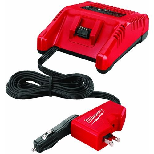 Milwaukee Elec.Tool Milwaukee M18 AC/DC 18V Lithium-Ion Battery Charger