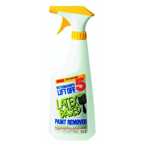 Motsenbocker Latex Paint Remover