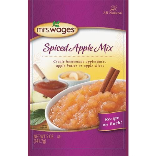Mrs. Wages Mrs. Wages Spiced Fruit Mix