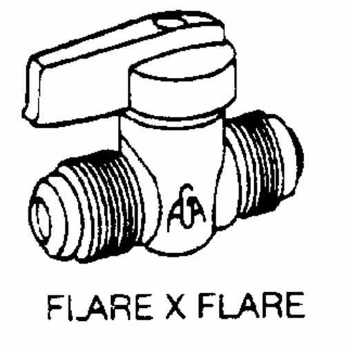 Mueller/B & K Flare X Flare Gas Ball Valve