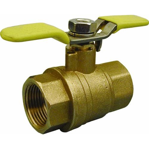 Mueller/B & K Brass Full Port Packing Gland Ball Valve F.I.P